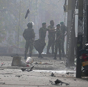 媒体:斯里兰卡所有天主教教堂在系列恐怖事件后都被关闭