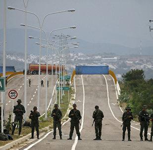 委內瑞拉國防部長宣佈準備動用武器