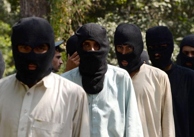 IS恐怖分子(阿富汗)