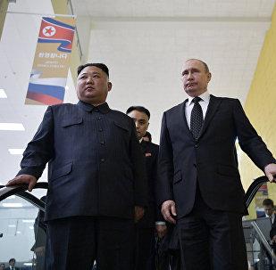 """首尔是否与俄朝""""交易"""",是检验韩国主权的""""试金石"""""""