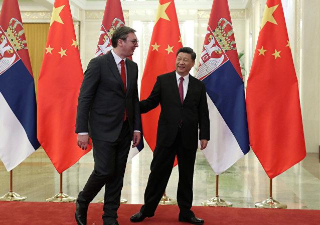 武契奇總統:中國國家主席習近平將於2020年訪問塞爾維亞