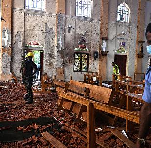 媒体:斯里兰卡警察总长辞职