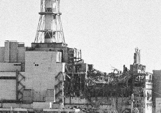 切爾諾貝利核事故33週年