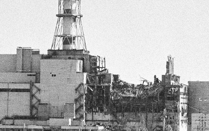 切尔诺贝利核事故33周年