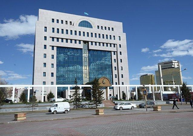 哈萨克斯坦中央选举委员会(资料图片)