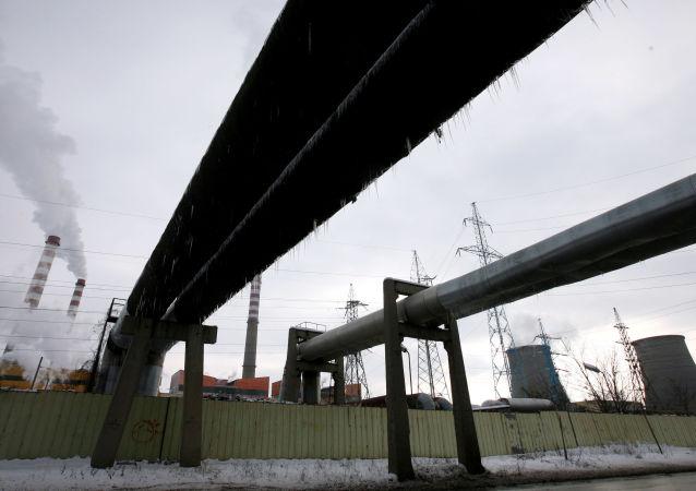 烏克蘭石油運輸公司:已恢復通過友誼管道向歐盟中轉石油
