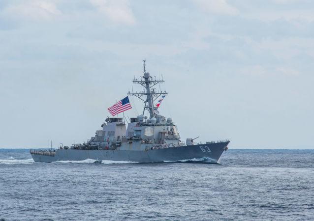 美國想在南海如何行動?