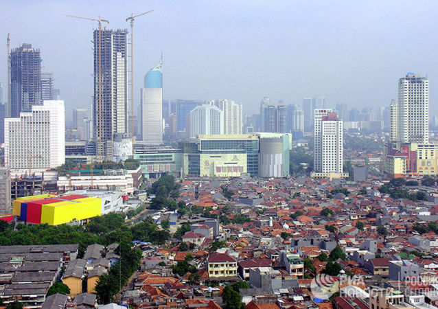 """印尼部长:希望落实在""""一带一路""""框架内中国投资参与的项目"""