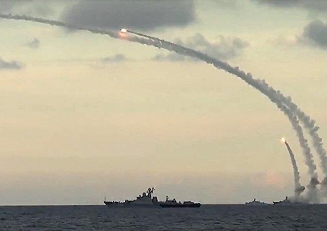 俄羅斯「口徑」巡航導彈