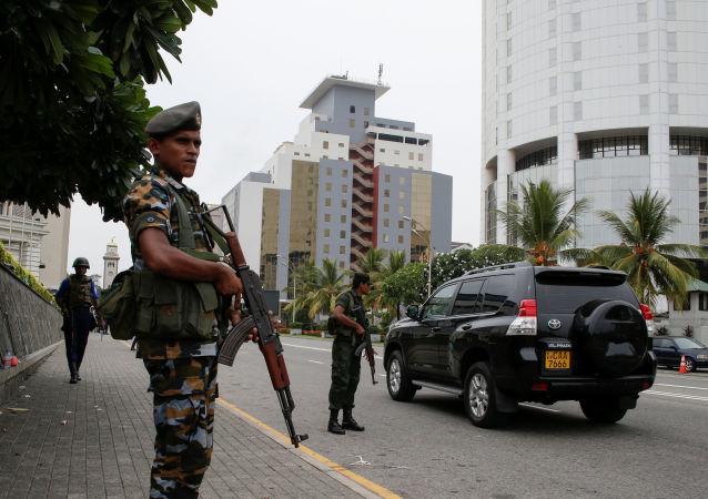 斯里蘭卡復活節恐襲事件所有嫌犯要麼被捕要麼被消滅