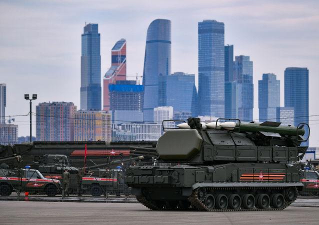 5月9日红场阅兵上将展示的超过80%军事技术装备型号经历过实战