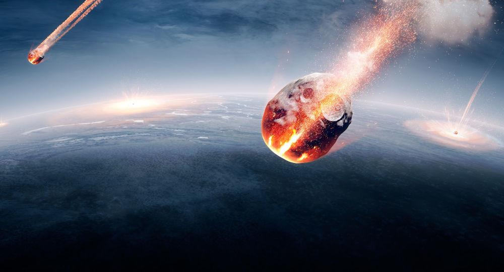 一颗胡夫金字塔大小的小行星正在靠近地球