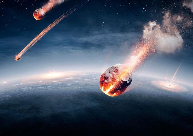 一顆胡夫金字塔大小的小行星正在靠近地球