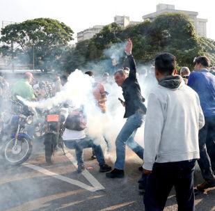 非政府組織:委內瑞拉集會造成的傷者人數或達300人
