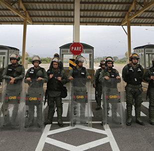 委內瑞拉外交部:美國呼籲委內瑞拉軍隊支持反對派就是承認指揮政變