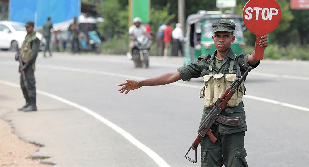 斯里兰卡政府封锁了一些社交媒体平台