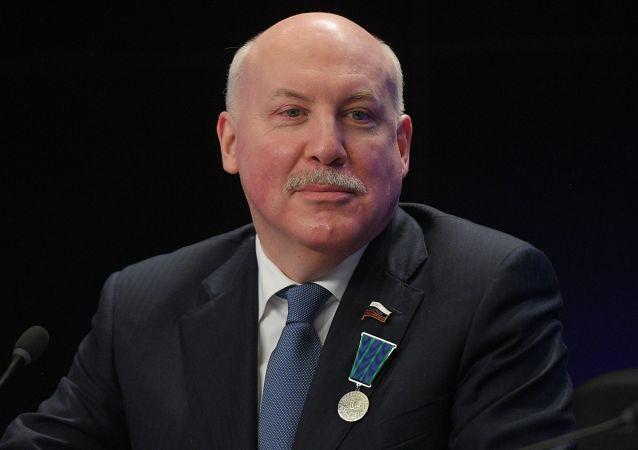 俄外交部:更換俄駐明斯克大使不意味著兩國關係危機