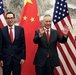 專家:中國能夠對貿易戰升級作出充分反應