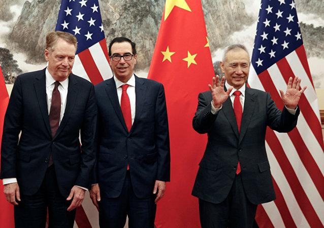 中美双边贸易
