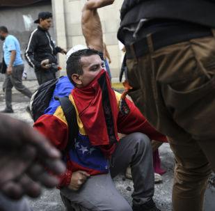 委內瑞拉駐歐盟大使:準備採用一切手段防止外部干預
