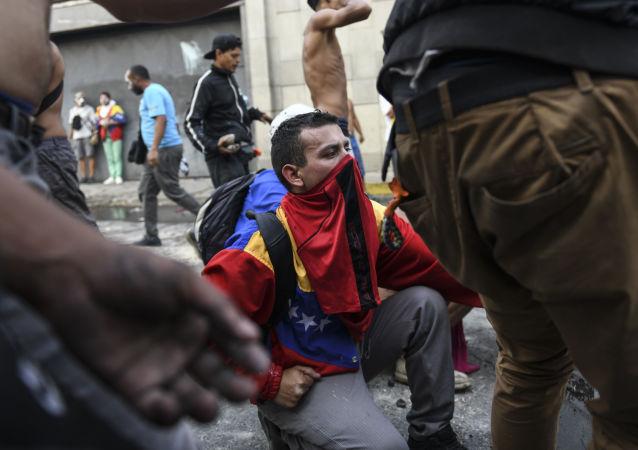 委内瑞拉驻欧盟大使:准备采用一切手段防止外部干预