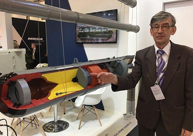 Zagon-2E可修正航空炸弹