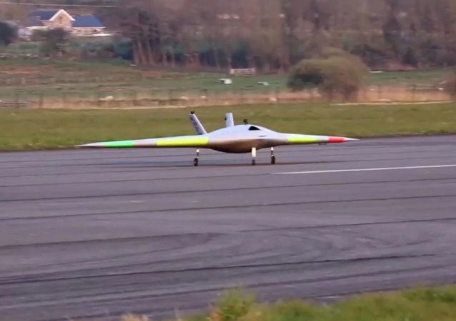 """""""Magma""""飞机模型"""