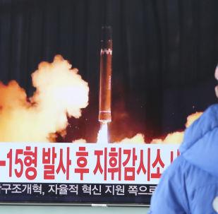 普京:俄中双方均关注朝鲜局势
