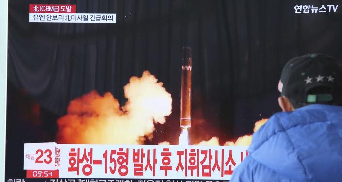 韓國專家:朝鮮展示其新武器的穩定性和可靠性