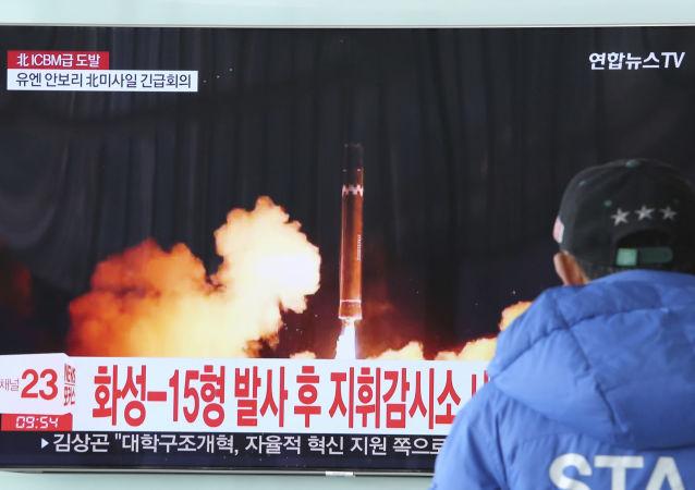 韩国专家:朝鲜展示其新武器的稳定性和可靠性