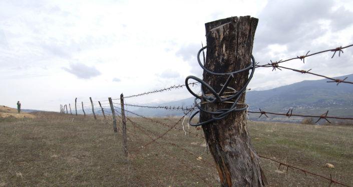 乌兹别克斯坦与吉尔吉斯斯坦勘察边界23处有争议地段