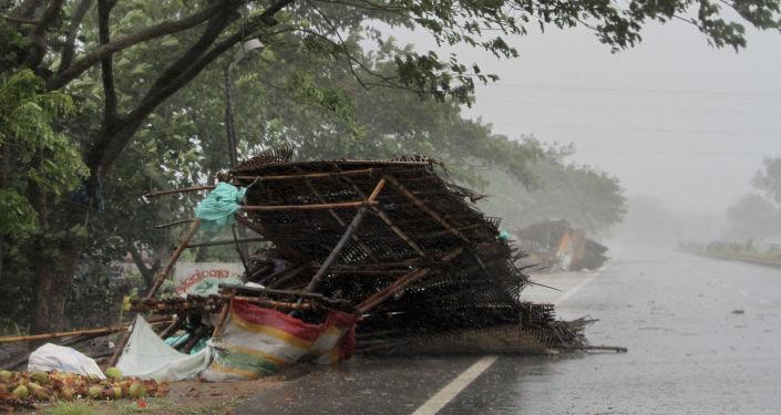 媒體:超強颶風「法尼」在印度東部造成的死亡人數升至29人
