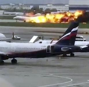 俄联邦航空运输署人士证实所公布俄航空难客机飞行员谈话录音的真实性
