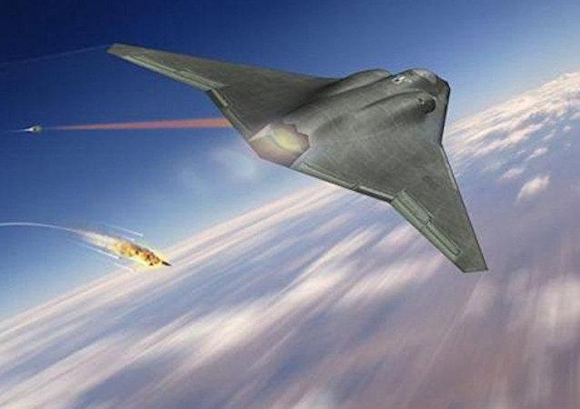 美国成功试用激光武器击落导弹