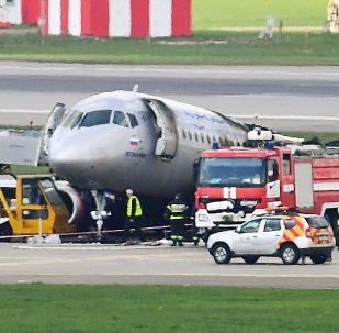 專家:空乘人員以自己的行動輓救了數十人的生命