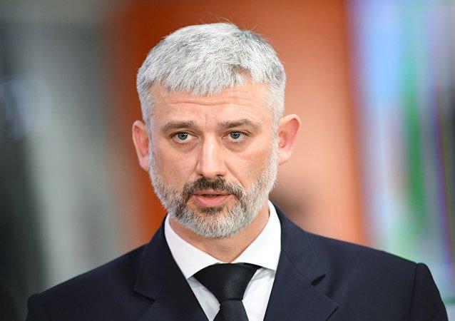 俄羅斯交通部長迪特里希