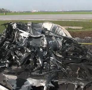 俄机场:SSJ-100要求返航是因为通讯失灵及自动驾驶仪失效