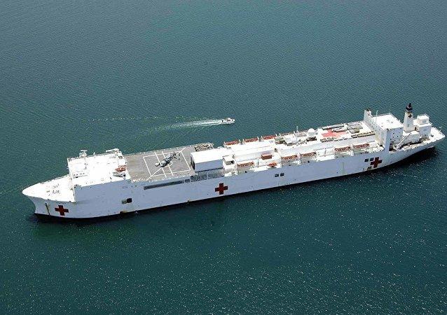 '安慰'号(USNS Comfort)医疗船