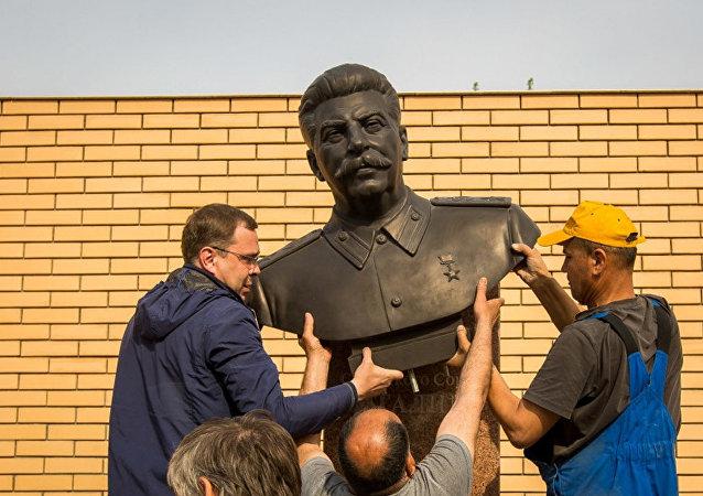 斯大林雕像