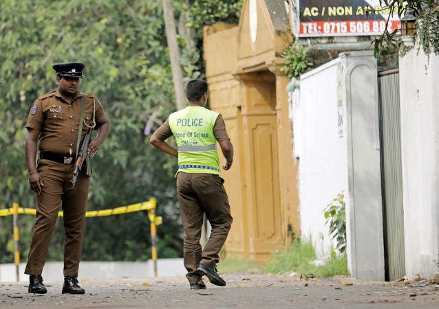 斯里兰卡警察