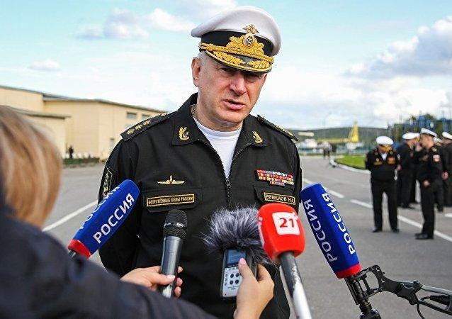 尼古拉·叶夫梅诺夫(资料图片)