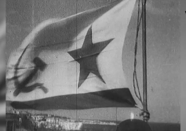 塞瓦斯托波尔解放75周年
