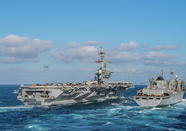 俄外长对美国意图向波斯湾派遣舰船表示遗憾