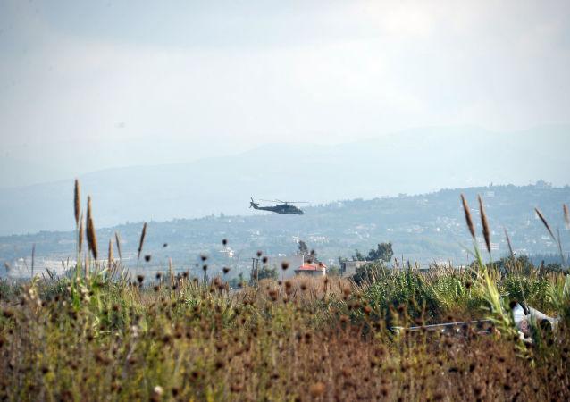 俄駐敘衝突各方調解中心:武裝分子試圖襲擊俄駐敘赫梅米姆空軍基地