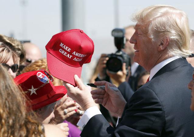 美国前防长:2020年美国大选参选人过于年迈