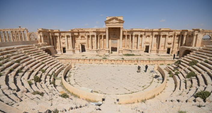 巴爾米拉,敘利亞