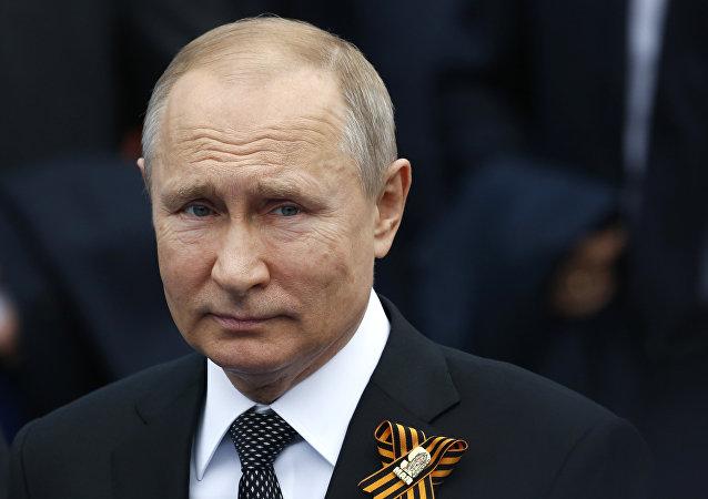 普京:不可容忍一些国家对纳粹分子的偶像崇拜