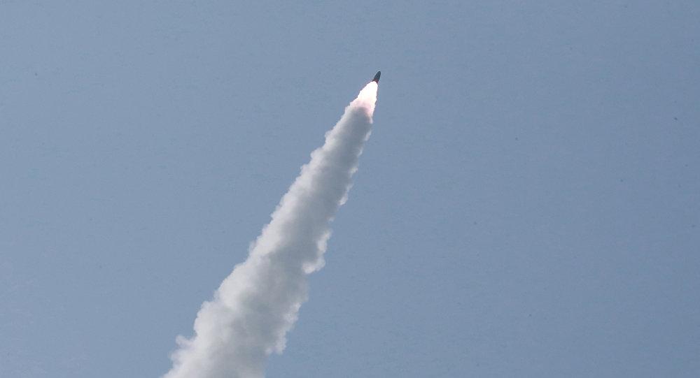 朝鮮導彈(資料圖片)