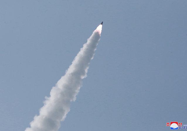中國外交部談朝鮮發射活動:半島問題進程正處關鍵期 希望各方珍惜緩和局面