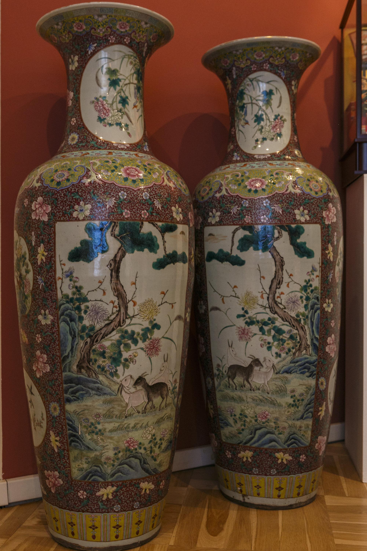 宫廷花瓶 -- 毛泽东赠给斯大林的个人礼物
